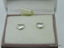 NEW! AUTHENTIC PANDORA EARRINGS HEARTS STUD EARRINGS #290550   P