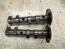 09 Yamaha XP500 XP 500 TMax Scooter cams camshafts cam shafts intake exhaust