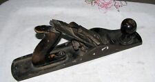 Vintage Bailey/Stanley No 5 Bench Plane, Corrugated,  Type 16-19(?)