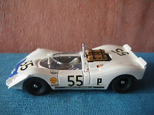 746 G BEST MODEL ITALY 9043 PORSCHE 908/02  N° 55 BRANDS HATCH 1969 PUB  1/43