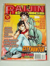 RAIJIN COMICS #27 JAPANESE MANGA MAGAZINE JULY 2 2003