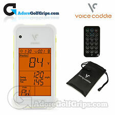** NEW ** Voice Caddie - Swing Caddie Portable Launch Monitor SC100 - White