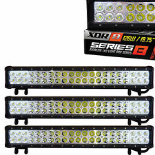 "4x 20"" 120W Led Work Light Bar Flood Spot Combo SUV Lamp Boat Offroad 4WD UTE"