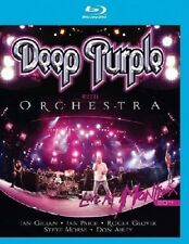 DEEP PURPLE & ORCHESTRA - LIVE AT MONTREUX 2011  EAGLE VISION  BLU-RAY NEU