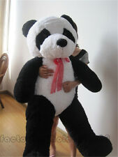160cm Giant Huge Big China Panda teddy Bear Stuffed Plush AnimalsToys doll Gift