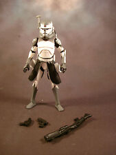 CW17 Commander Wolffe Phase 2 Clonetrooper Star Wars Clone Trooper Cartoon