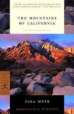 The Mountains of California (Modern Library Classics)-ExLibrary