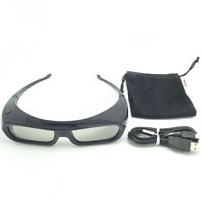 NEW Genuine Sony TDG-BR250/B  Rechargeable Adult 3D Active Shutter Glasses