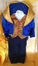 "Disney Beauty and the Beast Deluxe 12"" Doll set Beast's Formal Fashion Only"