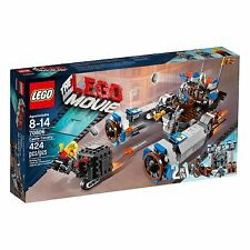 70806 CASTLE CAVALRY lego movie SEALED misb new legos set SIR STACKABRICK