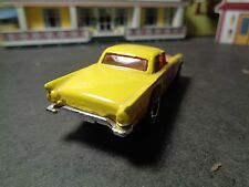 HOT WHEELS  1957 FORD THUNDERBIRD     1/64 SCALE DIE-CAST    5-6-17