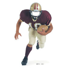 FOOTBALL PLAYER Lifesize Stand-In CARDBOARD CUTOUT Standin Standup Standee F/S