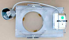 "New Hubbell LF6CFV32EB 6"" Vertical Triple Tube Wall Wash Downlight Frame"