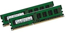 2x 4gb 8gb RAM para Dell Optiplex 780 dt ddr3 1333 MHz de memoria pc3-10600u