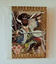 Hakuoki Hakuouki Shinkai Rectangle Shaped Limited Pin Toudou Heisuke New