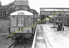 Axminster Railway Station Photo. Chard - Seaton Jct. Yeovil to Honiton Line. (16
