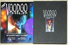 VOODOO CHILD ILLUS LEGEND OF JIMI HENDRIX Sienkiewicz SIGNED & NUMBERED BK + CD