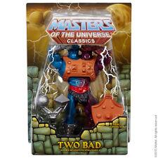 TWO BAD 2014 Masters of the Universe  Classics MOTUC MOTU HE-MAN NEU & OVP RAR