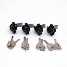 4PCS Quarter Turn Cam Lock Wing Knob Mailbox Cupboard Panel Drawer Cheap