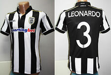 SHIRT PAOK GREECE Thessaloniki  MATCH WORN JERSEY 2016/2017 LEONARDO MATOS