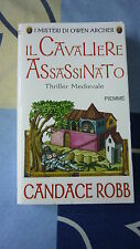 Il cavaliere assassinato Candace Robb