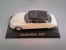 VOITURE MINIATURE COLLECTION CITROEN DS 19 1/43 NOREV