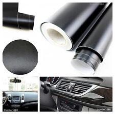 """18""""x 60"""" DIY 3D Leather Texture Auto Interior Dashboard Trim Vinyl Sheet Sticker"""