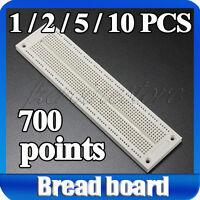 SYB-120 700 Tie Points Solderless PCB Breadboard Bread Board Prototype Arduino