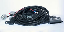 TOYOTA HILUX PLUG & PLAY TOW BAR HARNESS & RELAY MODULES - 7 PIN FLAT CONNECTION