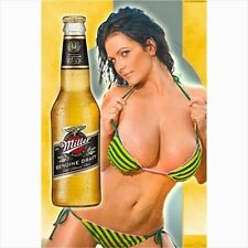 Miller Beer Girls