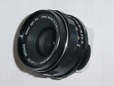 Pentax Super-Takumar 35mm f/3.5 M42 Screw Mount Manual Focus Lens ** Ex+++