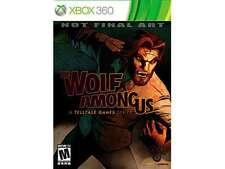 Wolf Among Us Xbox 360