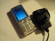 SIMPLE  Sony Ericsson K310I  WORKING MOBILE PHONE ON O2/TESCO  + CHARGER