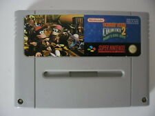 DONKEY KONG COUNTRY 2 DIDDY'S KONG QUEST - SUPER NINTENDO - JEU SUPER NES SNES