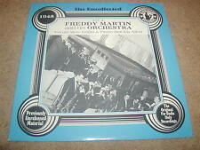 Uncollected Freddy Martin Hindsight LP 1984 Merv Griffin 1948-52