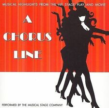 Unknown Artist Chorus Line: Musical Highlights From the CD ***NEW***