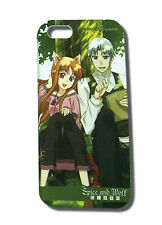 Spice and Wolf Holo and Lawrence IPhone 5 Cell Phone Case Anime MINT