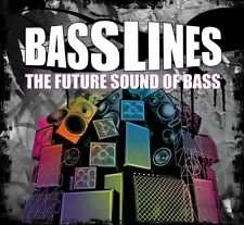 Basslines Future Sound SEALED 3xCD Carl Cox Dirty South The Egg Adam Shaw Onionz