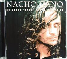 """NACHO CANO (MECANO) - CD """"UN MONDE SÉPARÉ PAR LE MÊME DIEU"""""""