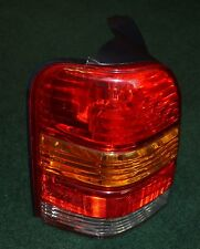 2001 - 2007 FORD ESCAPE LEFT DRIVERS SIDE TAILLIGHT ASSEMBLY, USED, OEM