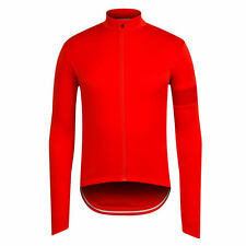 Rapha Long sleeve jersey Top Orange. Size XL. NEW