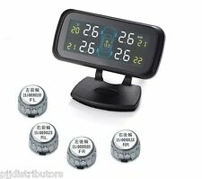 Tyre Pressure Monitor System suit Ford - Dash, Glass or 12v Plug Mount