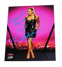WWE NATALYA HAND SIGNED AUTOGRAPHED 8X10 PHOTOFILE PHOTO WITH EXACT PROOF 10