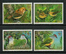 Cook Is #1016-9 Mint Never Hinged Set - Birds