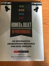 Romeo And Juliet DVD, GCSE English Interactive Resource For Teachers