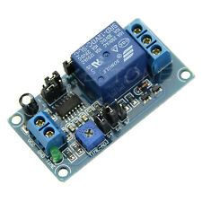 Delay Relay Delay with Timer Turn on Delay Turn off Switch Module DC 12V
