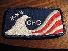 CFC American Eagle Jacket Patch - Combined Federal Campaign USA United Way Patch