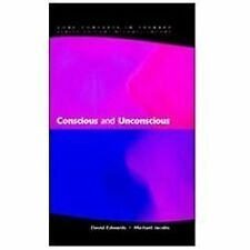 Conscious and Unconscious (Core Concepts in Therapy S) Jacobs,Michael, Edwards,D