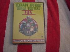 The Teenage Mutant Ninja Turtles III   (DVD, 2002)   NEW