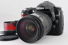 EXC+++++ Nikon D D50 6.1 MP DSLR Camera 28-85mm Lens 8GB SDHC Strap Japan